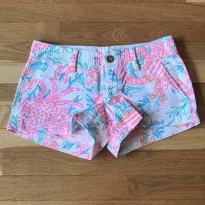 Lilly Pulitzer Shorts, Style: The Walsh Short